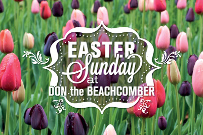 Easter Sunday at Don's